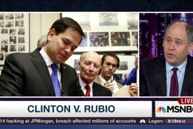 Marco Rubio vs. Hillary Clinton