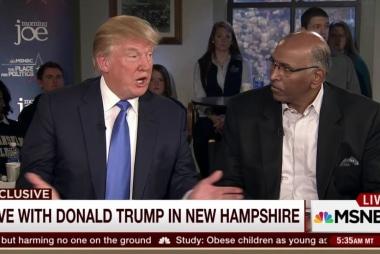 Trump on Carson, drug use, American jobs