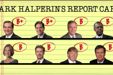 Who's on top after GOP debate?