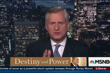 The 'Destiny and Power' of Bush's presidency