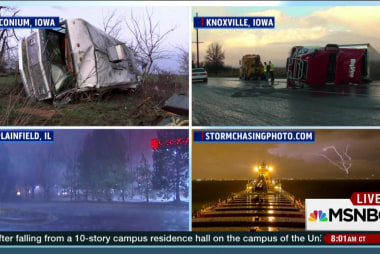 Extreme weather continues in the Midwest