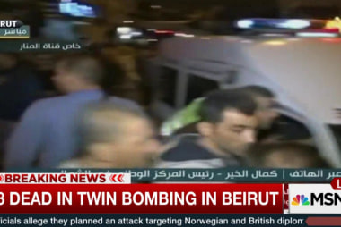 23 dead in Beirut bombing attack