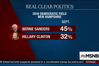 Is Bernie Sanders burned out?