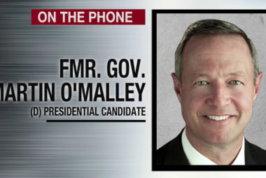 O'Malley responds to Paris attacks