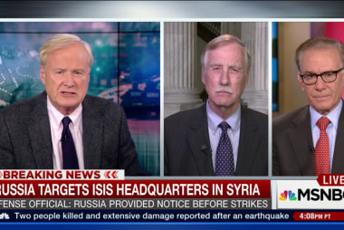 What is the right approach to combat ISIS?