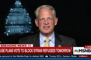 Obama will veto bill opposing refugee entry