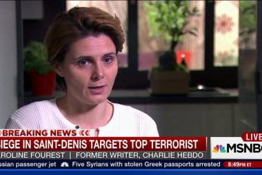 Fmr. Charlie Hebdo journalist on attacks