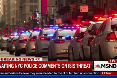 Is ISIS seriously threatening NYC?