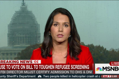 Congresswoman on why refugee bill is needed