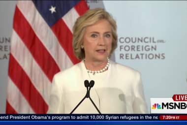 Clinton vs. Trump on fighting ISIS