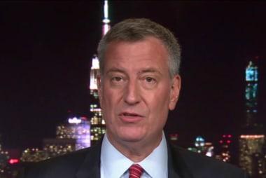 De Blasio: NYC won't be intimidated