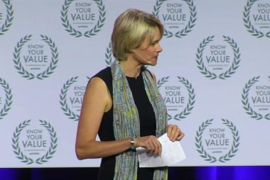 Molly Fletcher shares her 'Know Your Value...