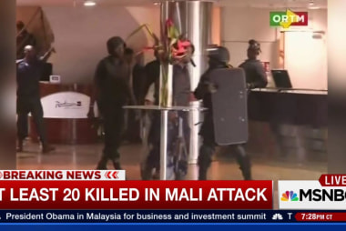 The latest on the attack in Mali