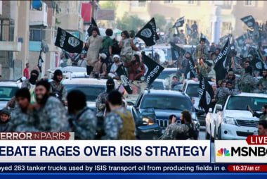 Escalating debate over Obama's ISIS strategy