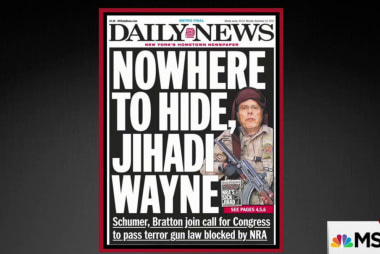 The NY Daily News vs. Wayne LaPierre
