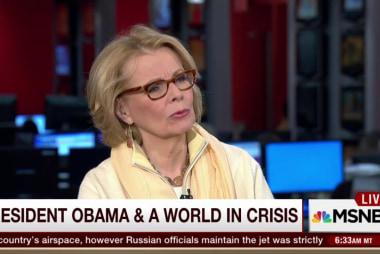 Noonan: Obama wrong 'factually' on ISIS