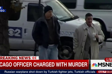 Chicago officer charged with murder