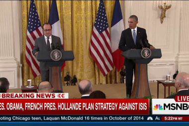 Pres. Obama vows to destroy ISIS
