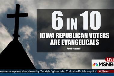 Cruz soars in new Iowa poll