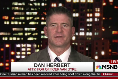 Van Dyke's attorney speaks out