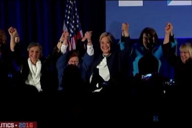 Sen. Warren skips Clinton endorsement event