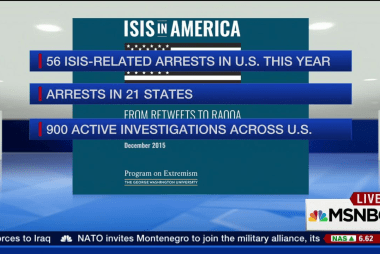 Alarming new 'ISIS in America' report