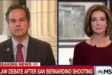 Gun law debate after San Bernardino shooting