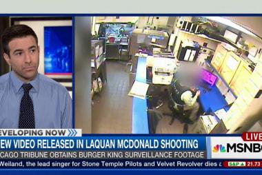 Video surfaces in Laquan McDonald shooting