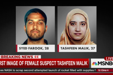 Who was Tashfeen Malik?