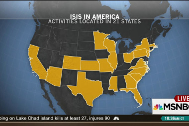 ISIS sympathizers in America