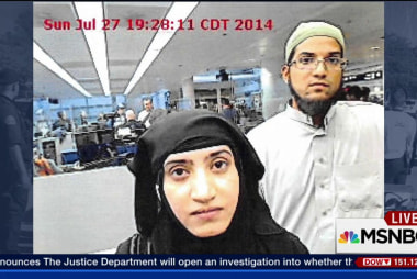 New photo of San Bernardino shooters