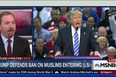 Todd: Trump 'has hijacked' the GOP