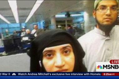 FBI: Shooters were long radicalized
