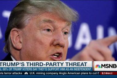 Trump talk feeds into ISIS narrative