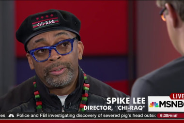 Spike Lee on 'Chi-raq' and Mayor Emanuel