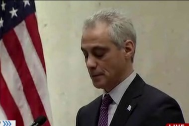 Chicago Mayor vows reform