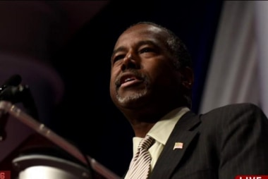 Ben Carson slips in latest New Hampshire poll