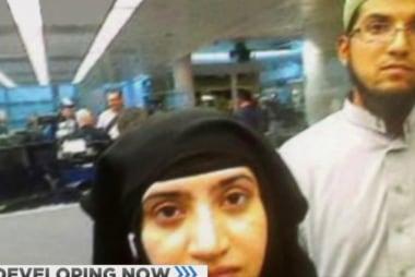 FBI: Couple radicalized before they...