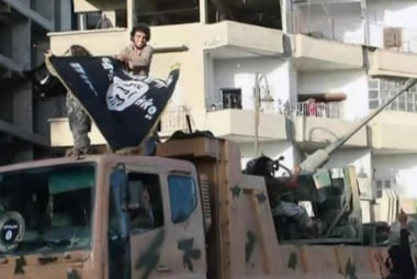 The war against ISIS