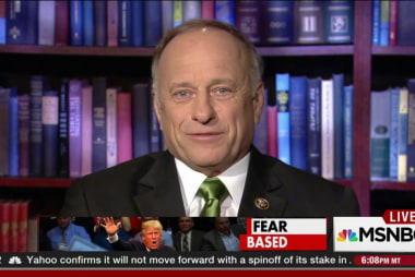Rep. Steve King on Islamophobia