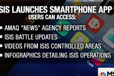 ISIS creates app to spread propaganda