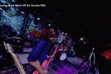 Virtual reality 'Rock Band' launching in 2016