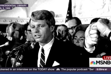 Remembering RFK's words amid 2016 chaos