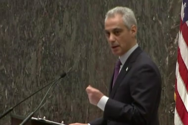 Why Rahm Emanuel won't step down