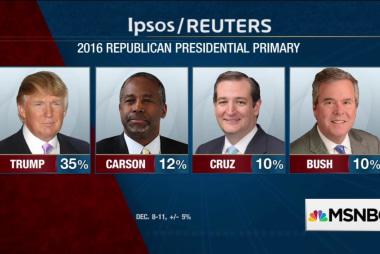 Battle royale: Trump versus Cruz