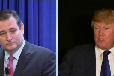 Will the Trump-Cruz rivalry heat up?