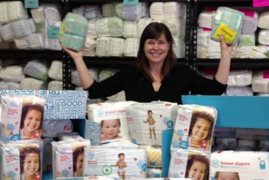 Dems intro bill for free diapers for the poor
