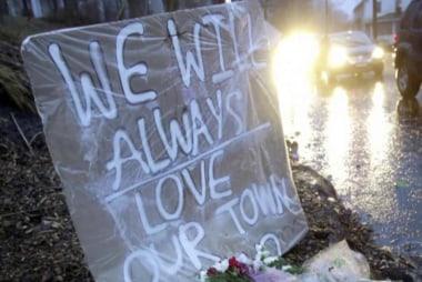 Three year anniversary of Sandy Hook