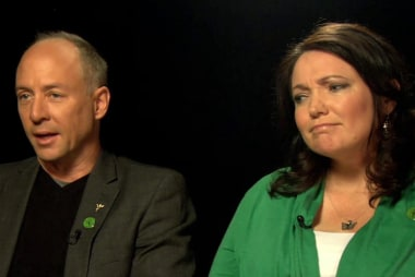 Sandy Hook parents speak out against guns