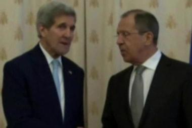 US and Russia talks focused on Syria